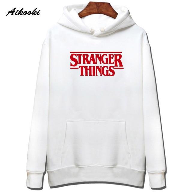 Hoodie Stranger Things Hoodies Sweatshirt women/men Casual Stranger Things Sweatshirts Women Hoodie Men's 46