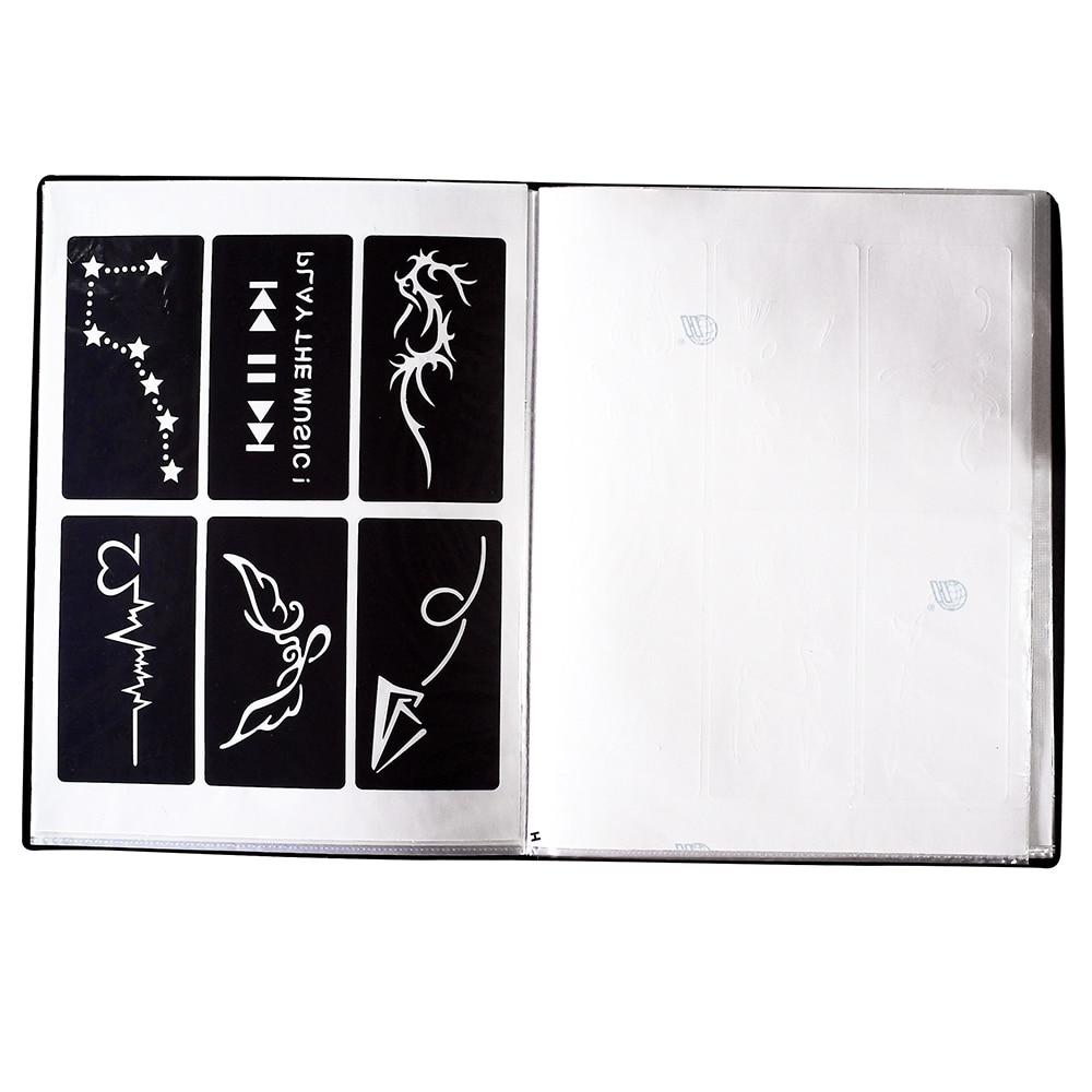 Glaryyears 312 hojas 1 Unidades álbum tarjeta libro Plantillas para ...
