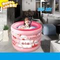 Piscina inflável do bebê da criança 108*108*75 CM grandes piscinas infláveis para bebês crianças dos miúdos de plástico piscina