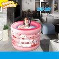Piscina inflable infantil del bebé 108*108*75 CM grande de plástico piscinas inflables para bebés niños niños piscina