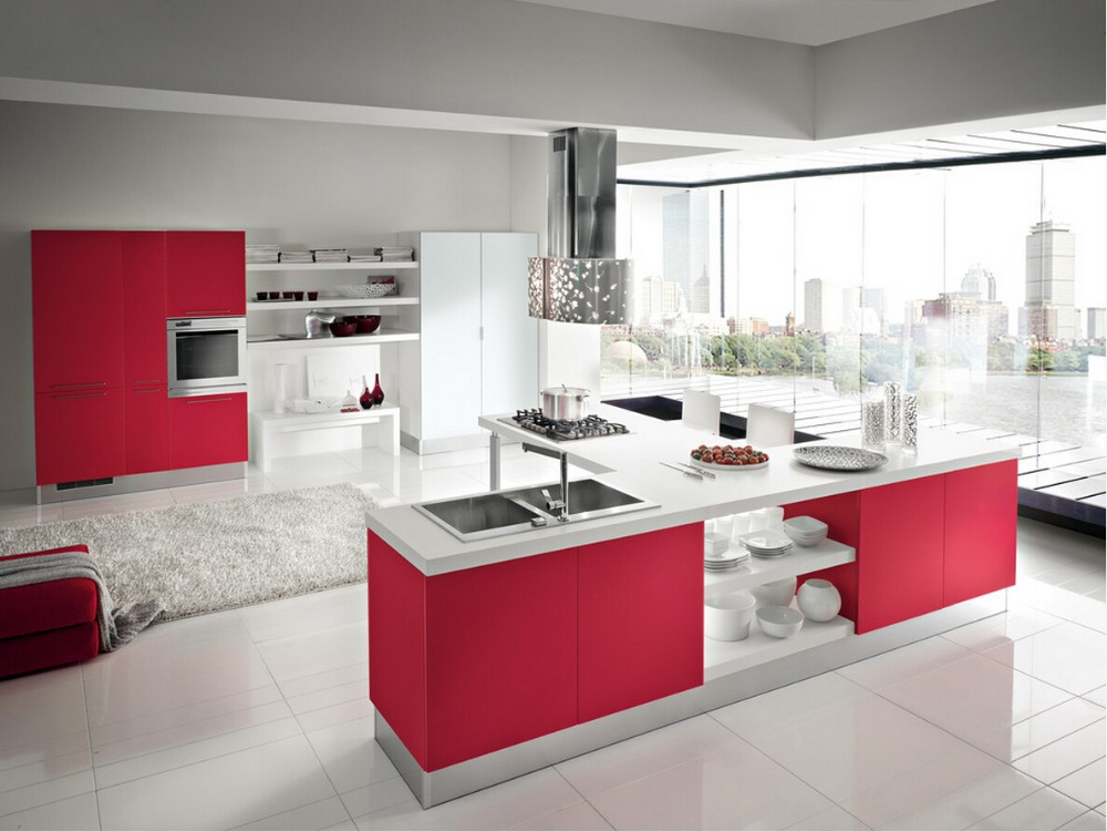 Beautiful Mobili Di Cucina Economici Contemporary - Ideas & Design ...