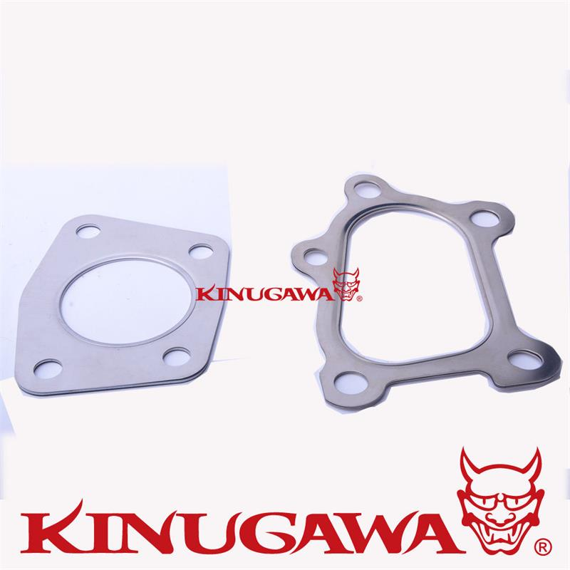 Kinugawa Turbo Turbine Inlaat & Uitlaat Pakking Kit voor MAZDA CX-7 2.3L/SPEED 3 MPS