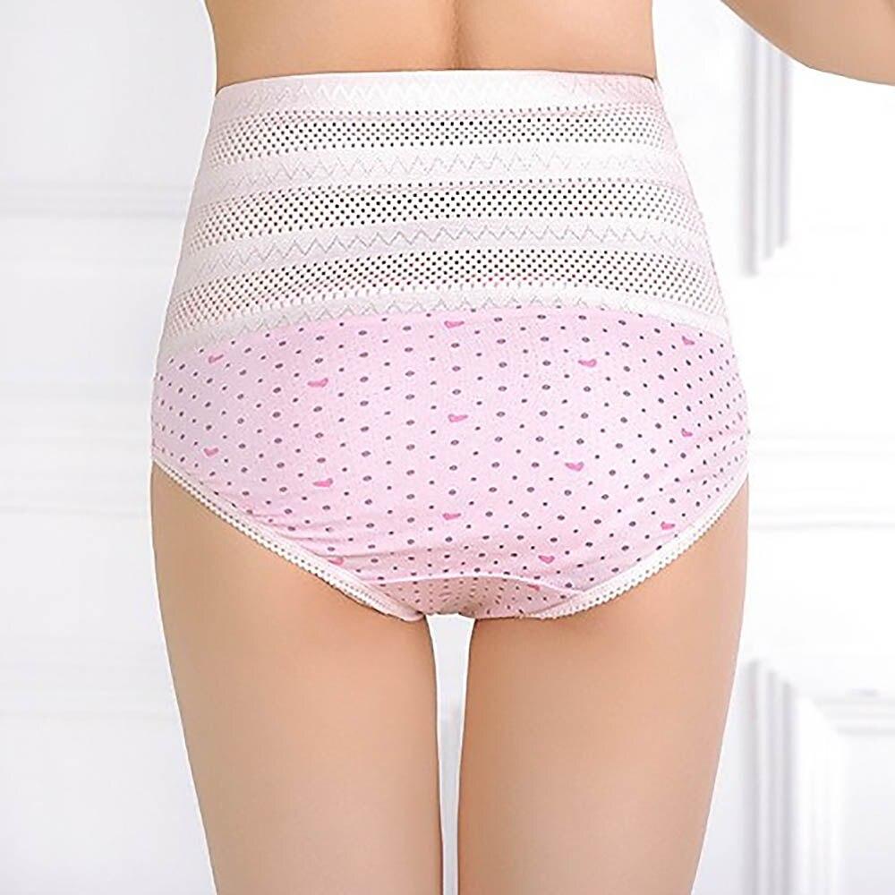Maternal abdomen underwear Women Postpartum High Waist Tummy Control Body Shaper Girdle Underwear Knickers Nude 2016 Hot Sale