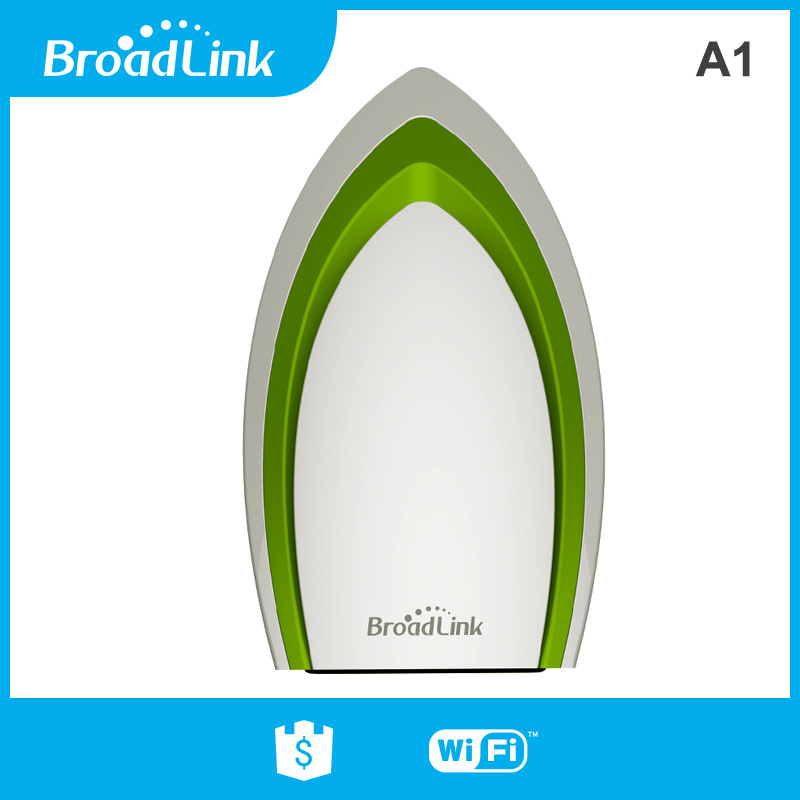 Broadlink A1 E air wifi Air Quatily Detector Intelligent Purifier smart home Automation phone detect Sensors