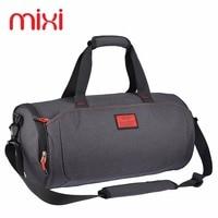 Mixi 24L Sport Bag Training Gym Bag Men Woman Fitness Bags Durable Multifunction Handbag Outdoor Sporting