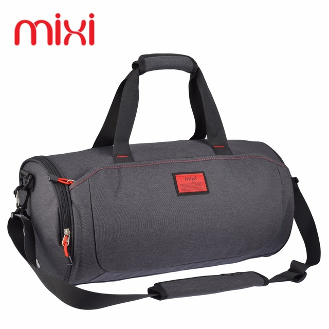 Mixi 24L Sport Bag Training Gym Bag Men Woman Fitness Bags Durable Multifunction Handbag Outdoor Sporting Tote For Male