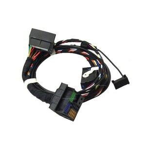 Image 2 - Für Volkswagen RNS510 9W2 9W7 9ZZ Auto Radio Bluetooth Modul Direkte Plug Drahtlose Microphne Harness Kabel 1K8035730D