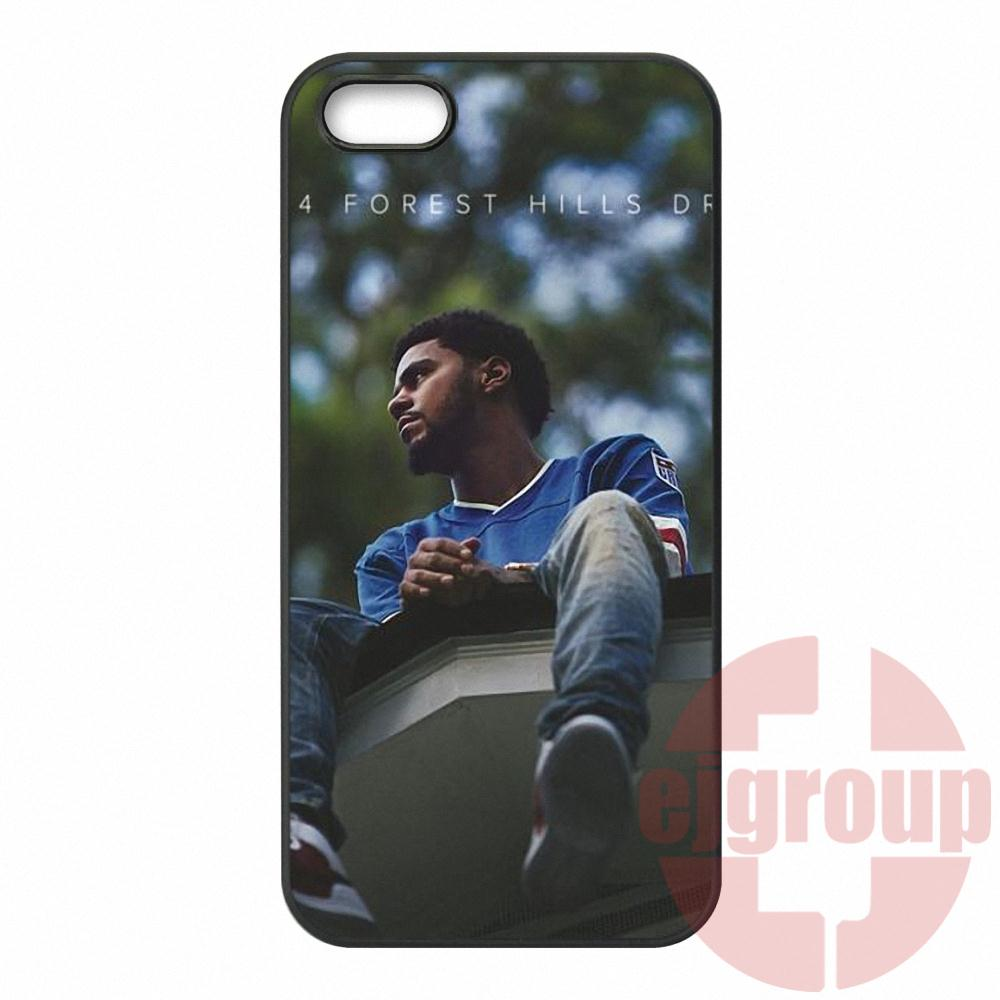 Cell Phone Case Cover Born Singer J. Cole For Apple iPhone 4 4S 5 5C SE 6 6S Plus 4.7 5.5 iPod Touch 4 5 6