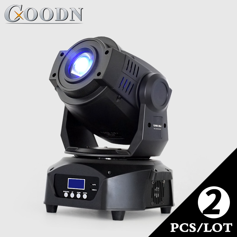 DJ Inno Spot Pro Moving Head Lights 90W Lyre Moving Head Light LED Party DJ Stage Light Night