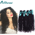 7A Brazilian Virgin Hair Deep Wave 4 Bundles Unprocessed Brazilian Deep Wave Alidoremi Hair deep wave Brazilian Hair