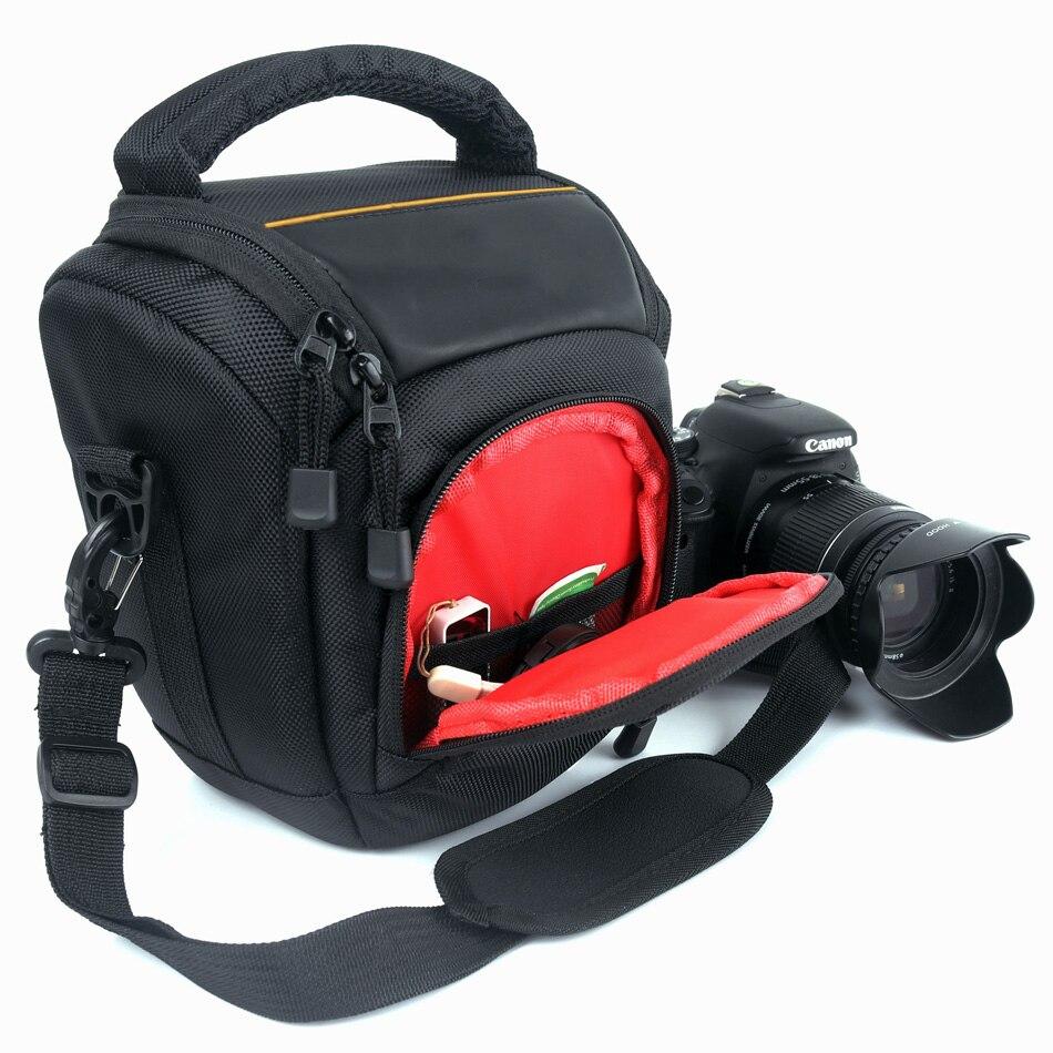 Bolsa impermeable DSLR Camera Case para Nikon DSLR D3400 D90 D750 D5600 D5300 D5100 D5200 D7000 D7100 D7200 D3100 D3200 d3300