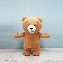 Новый стиль надувной костюм надувные плюшевый мишка для рекламы 2 м высотой настроить для взрослых подходит для 1.6 м до 1.8 м для взрослых