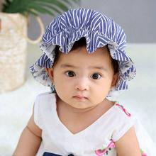 fb03e5a2 Gorra de trapeador Vintage para bebé, sombrero de sol, sombrero de baño,  sombrero