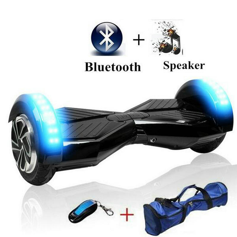 Factory Wholesale 8 inch Electric Self Balancing Scooters Two Wheel Smart Scooters font b Hoverboard b