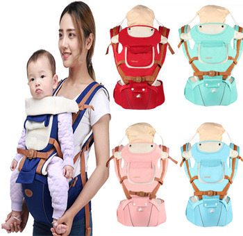 Baby carrier seat detachable multi-function lumbar support stool strap baby ergonomic O-leg to prevent newborn фото