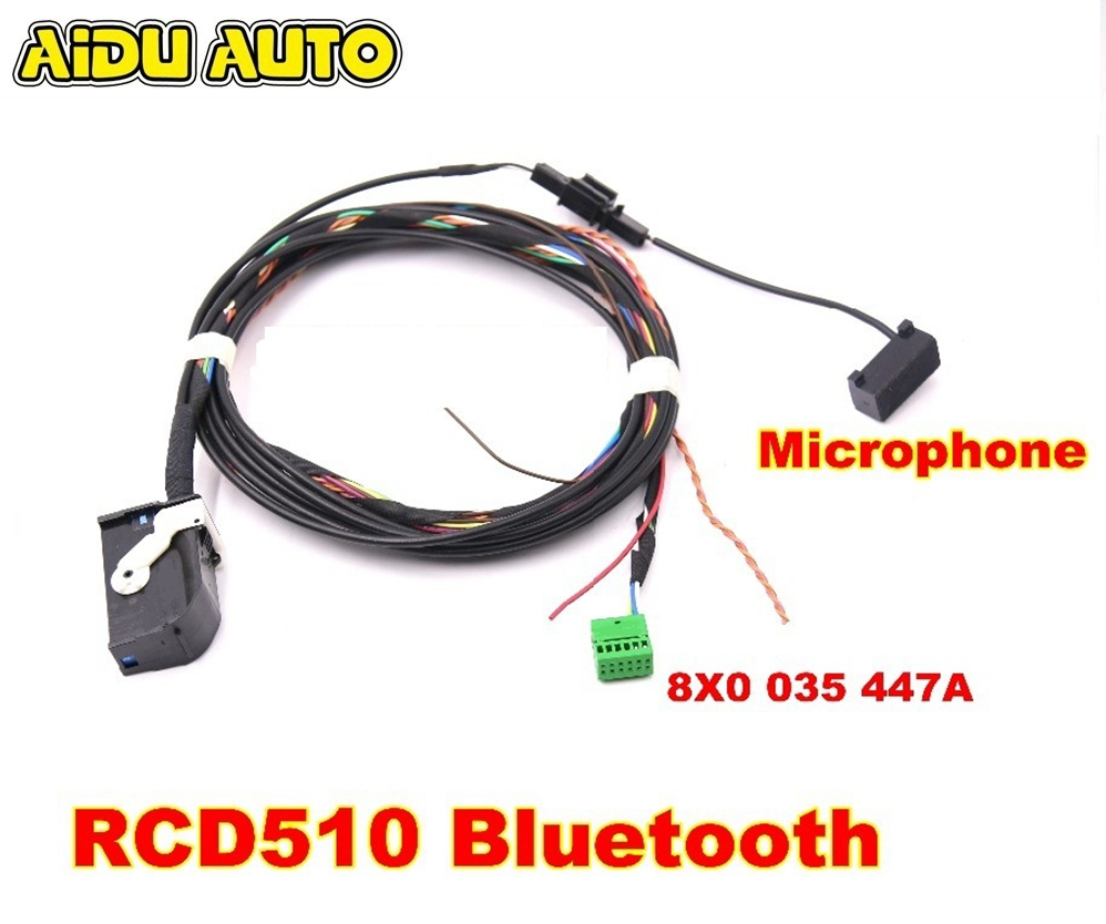 US $19.0 5% OFF|FOR VW Bluetooth Wiring Harness cable 8X0035447A For on amp bypass harness, maxi-seal harness, suspension harness, engine harness, pet harness, radio harness, cable harness, alpine stereo harness, oxygen sensor extension harness, obd0 to obd1 conversion harness, dog harness, safety harness, nakamichi harness, pony harness, electrical harness, battery harness, fall protection harness,
