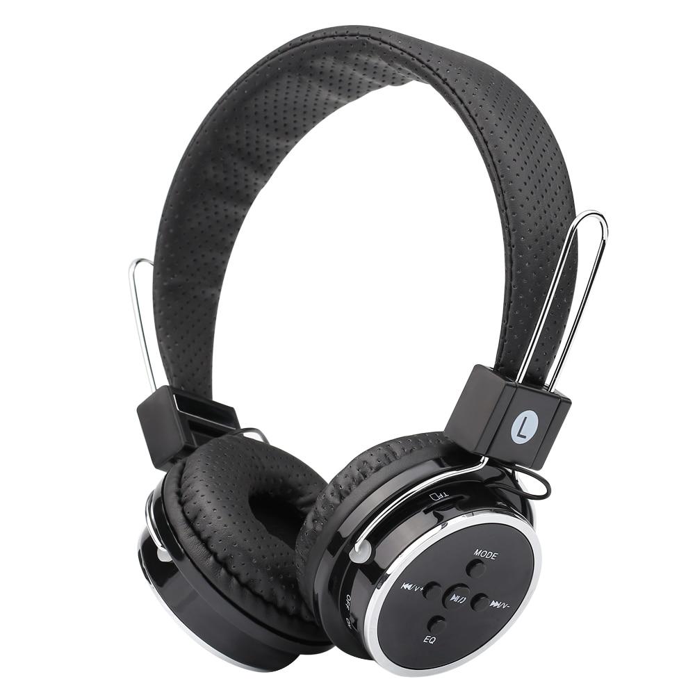 bilder für Ursprüngliche Drahtlose Bluetooth Kopfhörer Stereo Tragbare Kopfhörer Intelligente Musik Freisprecheinrichtung Kopfhörer Tf-karte/FM Radio
