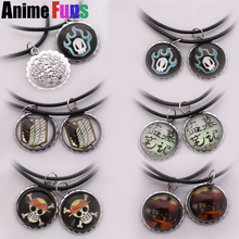 Attack on Titan/One Piece/Bleach Choker Necklace(5 styles)