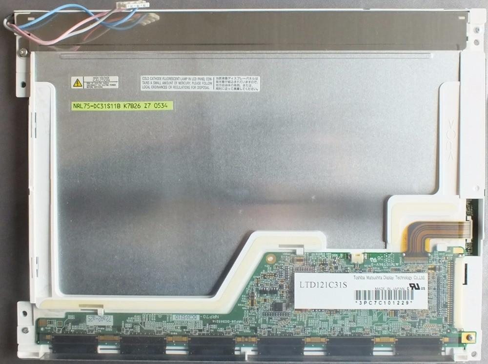 LTD121C31S LCD display screens 15 inch t150xg01 v 2 lcd display screens