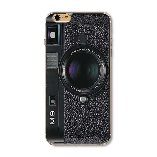 Retro Phone Case For iPhone 6 6s 5 5s SE