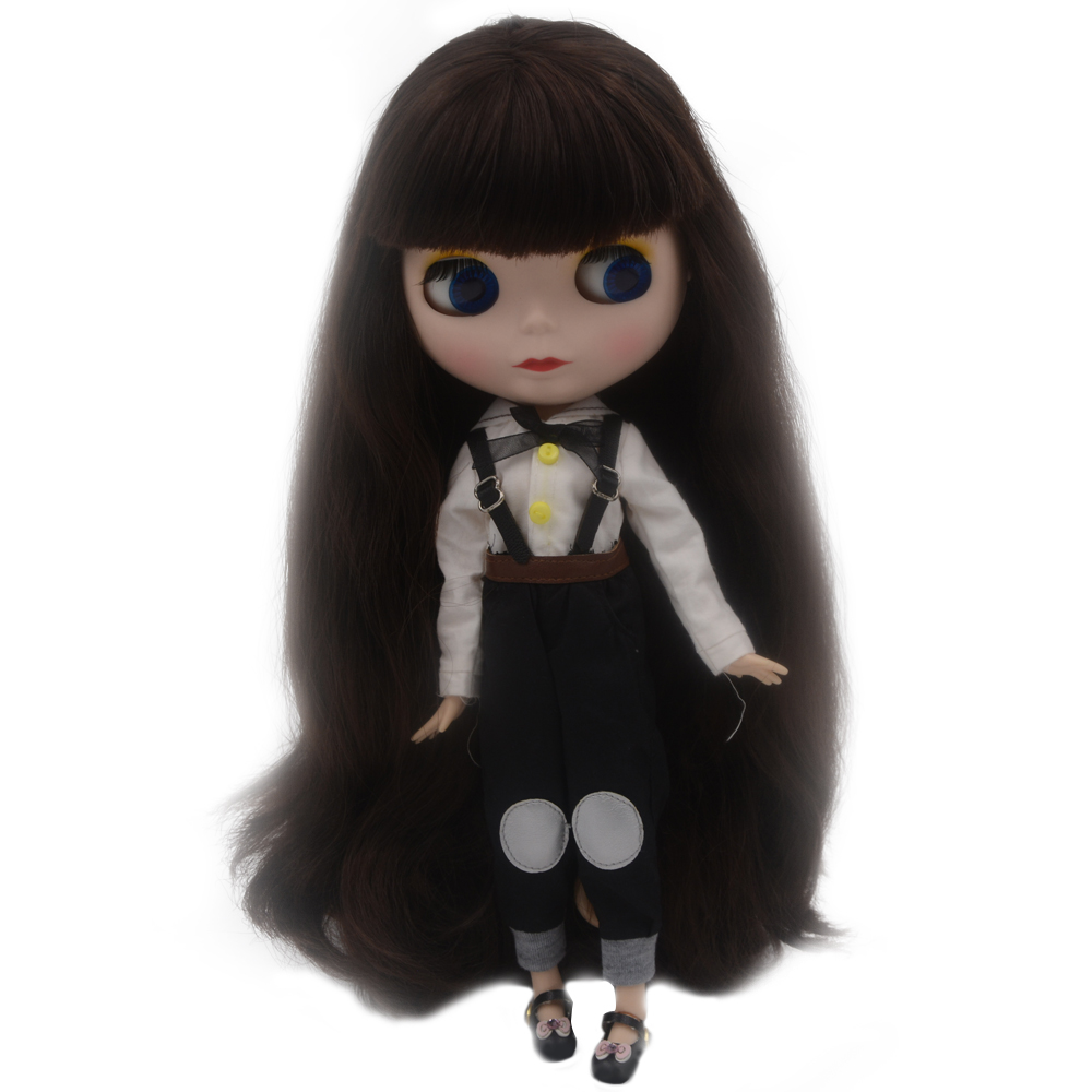 цены Blyth Doll BJD,Neo Blyth Doll Nude Customized Matte Face Dolls Can Changed Makeup and Dress DIY,1/6 Ball Jointed Dolls SNO6
