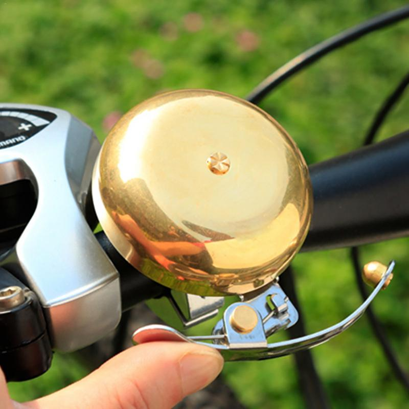 Bike Bicycle Cycling 4 Sounds LED Police Car Siren Electric Light Horn Bell YF