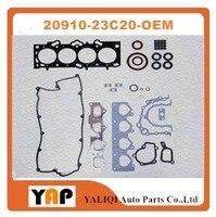 Überholung Dichtungssatz Motor FÜR FITHYUNDAI Südkoreas ELANTRA G4GB 1.8L 16 V L4 20910 23C20 1996 2004 auf