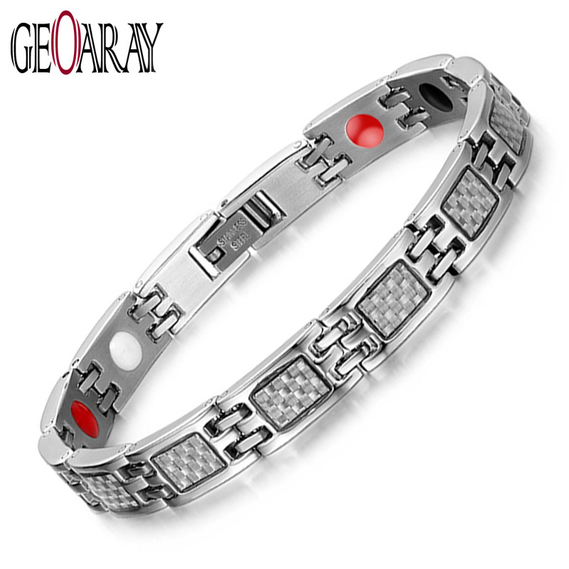 Carbon Fiber Diamontrigue Jewelry: Carbon Fiber Material Men's Bracelet Luxury Gift Women
