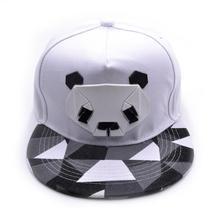 Fashionspring y verano gorra de béisbol hip-hop sombrero masculino sra.  lindo panda zebra c9e4d355e06
