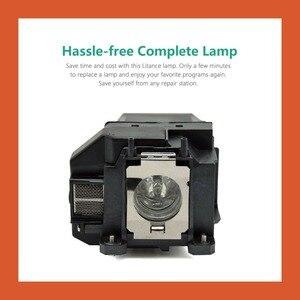 Image 3 - Projektor lampe für EH TW480/EB S02H/EB W16/H429A/H431A/H432A/H433A/H435B/H435C /H436A/VS310/VS315W/EX3212/EX6210/H428A/H518A