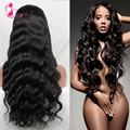 3 pacote lida Rainha weave beleza ltd virgem cabelo brasileiro corpo ms onda do cabelo do gato top 7a grau brasileira virgem do cabelo do corpo onda