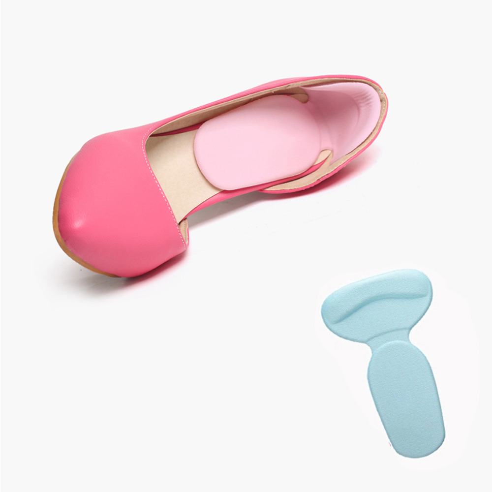 1 Pair Soft Silicone Heel Cushion Protector Feet Care Shoe Pad Insole 2016 popular Worldwide sale popular worldwide 2016 vintage print