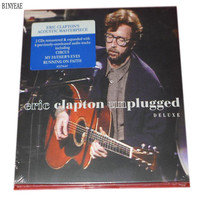 2018 Avril Lavigne Binyeae; Deluxe Edition Eric Clapton Mtv Unplugged 2cd European Version Of The New Unopened Free Shipping