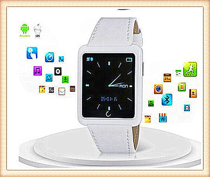 New U10L Bluetooth Water Proof Watch font b SmartWatch b font Upgrated Version U10L Smart Watch