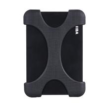 2 5 cal dysk twardy futerał silikonowy zewnętrzny dysk twardy dysk pokrywa Protector skóry Ultra miękkie 2 5 dysk twardy dla Sony dla WD dla Seagate HDD tanie tanio KKMOON Silikonowe