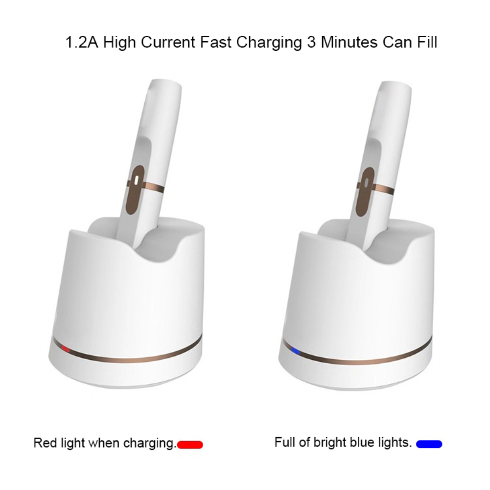 4 2V 1 2A Desktop Electronic Cigarette Charger Charging Dock Holder for IQOS High quality in Chargers from Consumer Electronics