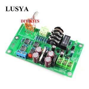 Image 1 - Lusya HA PRO2 Ultra Low Noise LOW Distortion หูฟังเครื่องขยายเสียงแอมพลิฟายเออร์ระดับหูฟังเครื่องขยายเสียง DIY ชุด A8 018