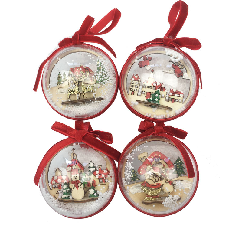 Online shop 2 pieces mix 6cm clear plastic christmas balls wedding online shop 2 pieces mix 6cm clear plastic christmas balls wedding birthday party decorations festive gift christmas tree ornament aliexpress mobile negle Choice Image