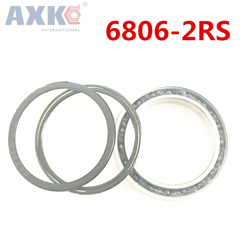 61806RS Bearing,Thin Series Bearing 30x42x7 ABEC 3 61806 2RS 61806 RS