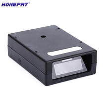 HSENGPRT resolution high speed USB scanner wired 1D scan module barcode reader