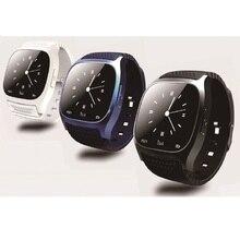 M26 Bluetooth Smart Watch armbanduhr smartwatch mit Zifferblatt SMS Erinnern Musik-player Schrittzähler für Android pk DZ09 U8 gt08