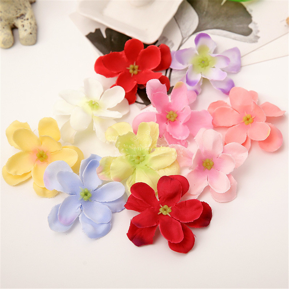 Crley 20pcs cheap silk flower petals artificial flower for home crley 20pcs cheap silk flower petals artificial flower for home bridal bouquet wrist accessories wedding car party decoration in artificial dried flowers izmirmasajfo