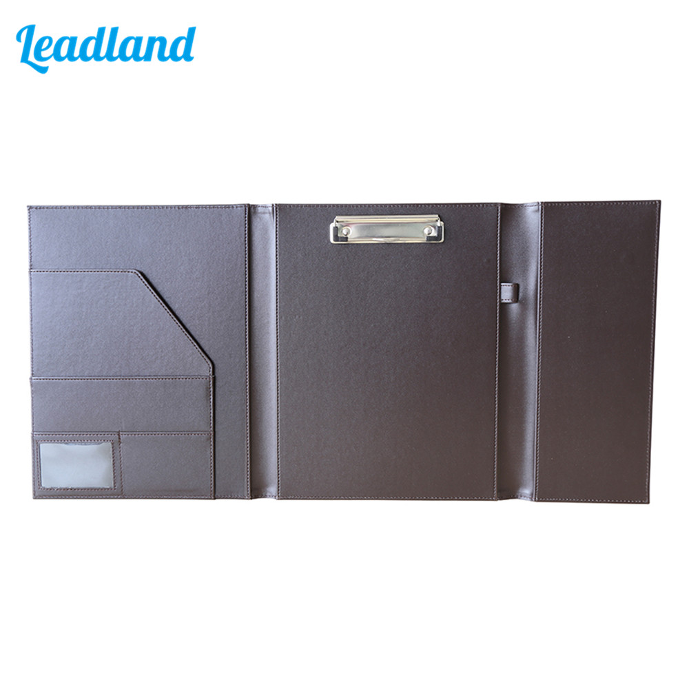 Durable File Folder Document Paper Clip Padfolio For Office School SuppliesDurable File Folder Document Paper Clip Padfolio For Office School Supplies
