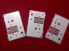 Brother multifunction household electric needle plate with scale XE1828