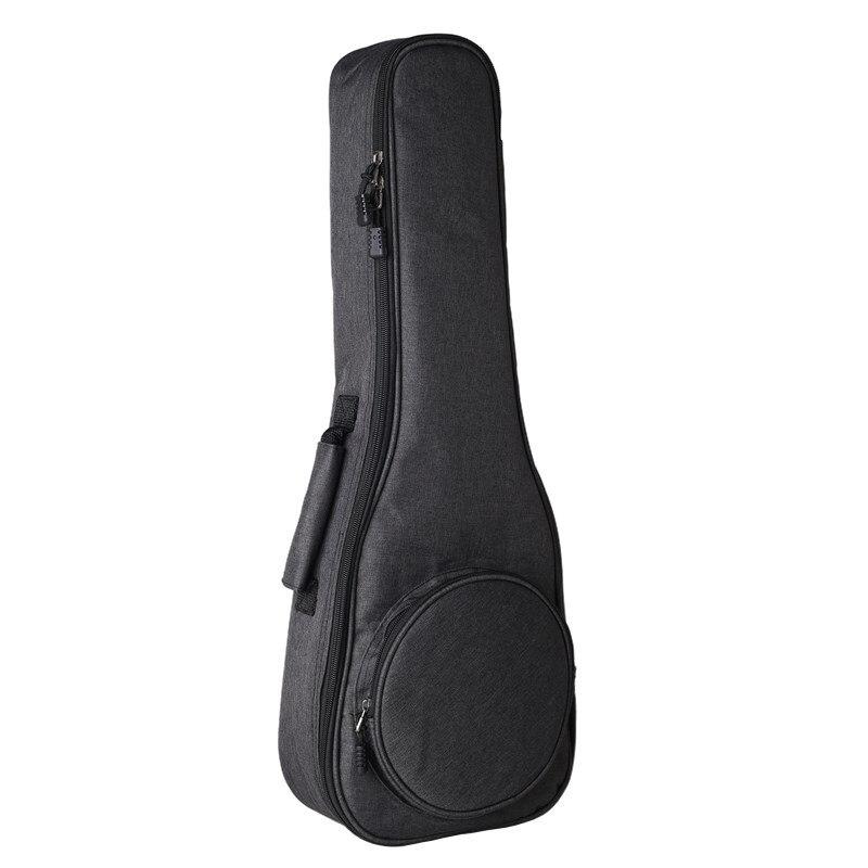 Image 2 - Ukulele Bag Case Thicken Soprano Concert Tenor 23 Inch Size Ukelele Mini Guitar Accessories Parts GigInstrument Bags & Cases   -