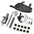 Набор инструментов для горного велосипеда MIX in 1  набор для ремонта велосипеда с мешочным насосом  черные Аксессуары для велосипеда  инструм...