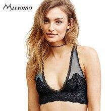 4849fb8caadbe Missomo Women Bra Intimates Lace Bralettes New Fashion Underwear Lingerie  Winter Sexy Push Up Bra Vintage Women Underwear Female