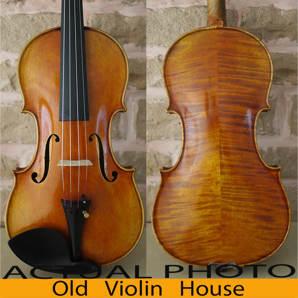 Copy of Stradivarius Cremonese 1715 Violin , 100% Antique varnish,Free violin case , bow and rosin,No.2720 austrian spruce ch j b collion mezin copy french master violin no 1408 nice sound antique violin100% handmade