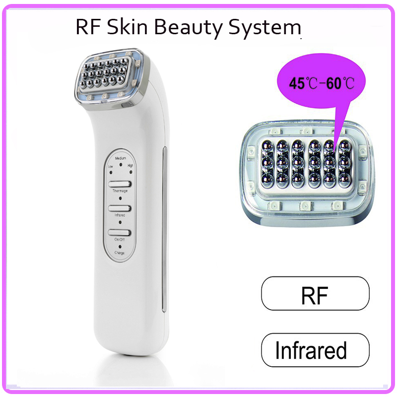 Beauty & Health Mini Rf Radio Frequency Dot Matrix Fractional Thermage Infrared Red Light Skin Stimulation Collagen Generation Face Lift Machine Skin Care Tool