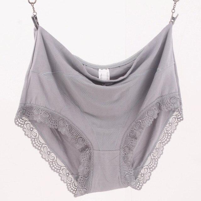 3e5e334988944 3XL 4XL 5XL Women s Modal Briefs Plus Size High Waist Panties Ladies  Underwear Butt Enhancer Calcinhas Braga Underware For Woman